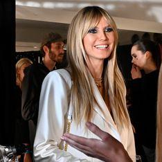 Krasse Lockenmähne: Heidi Klum präsentiert sich mit neuem Look