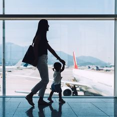 Une mère et sa fillette de deux ans virées d'un avion car elle ne voulait pas garder son masque