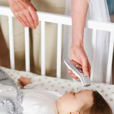 Promo bébé : -20% sur le thermomètre frontal connecté Withings bébé et adulte