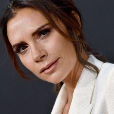 Victoria Beckham partage une rare photo d'elle sans maquillage