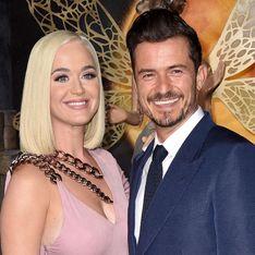 Katy Perry et Orlando Bloom envisageraient d'éduquer leur fille… au Royaume-Uni !