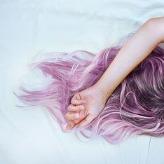 8 problèmes que seules les personnes aux cheveux colorés comprennent