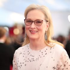 Surprenant ! Meryl Streep est désormais rousse