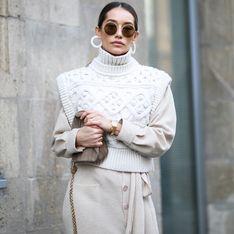 Pullunder sind ein wichtiger Trend in diesem Herbst und Winter (und so stylt ihr ihn)