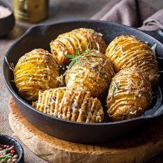 Hasselback-Kartoffeln: Rezept für Schwedische Fächerkartoffeln