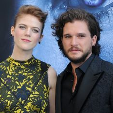 Game of Thrones : Kit Harington et Rose Leslie attendent leur premier enfant