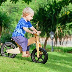 Las mejores bicicletas sin pedales para niños
