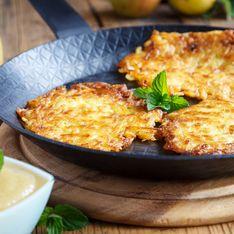 Knusprige Kartoffelpuffer: Super einfach & sooo lecker
