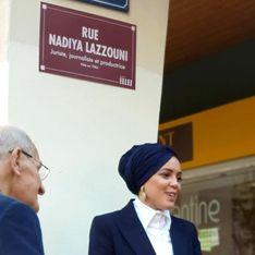 Une rue porte le nom d'une femme voilée pour la première fois en France