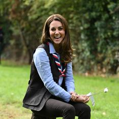 Zum Nachshoppen: Kate begeistert mit lässigem Look