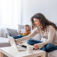 Laut Arbeitgeber: Das solltet ihr beim Homeoffice (mit Kindern) beachten
