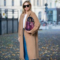 Camel Coat: Wie man den Mantel kombiniert plus die schönsten Modelle