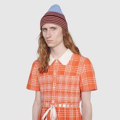 Pourquoi cette robe pour homme Gucci nous emballe