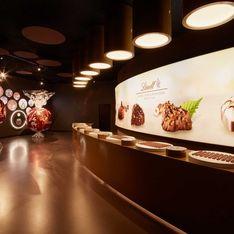 Lindt ouvre un musée inspiré de la chocolaterie de Willy Wonka