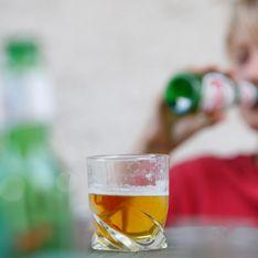 Elle choque les internautes en faisant boire de la bière à son bébé