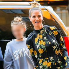 Heidis Mädels: Leni Klum postet Selfie mit Schwester Lou