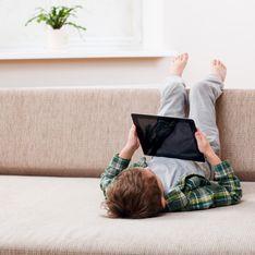 8h49, c'est le temps passé quotidiennement par les enfants devant un écran pendant le confinement