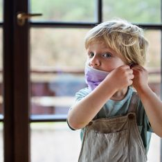 Coronavirus : comment faire porter le masque à son enfant ?