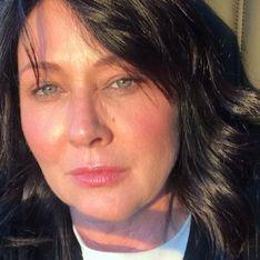 Cancer du sein : Shannen Doherty heureuse et confiante malgré la maladie