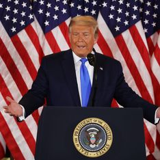 Élection américaine : en plein décompte des voix, Trump se fait censurer par Twitter pour fake news