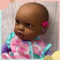 Cette maman crée des poupées inclusives pour les enfants malades ou handicapés