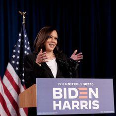 Élection américaine : cette vidéo de Kamala Harris rappelle qu'il faut inciter les petites filles à rêver grand