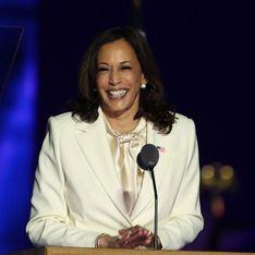 Élection américaine : Kamala Harris, le discours féministe et émouvant de la première femme vice-présidente
