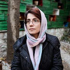 L'avocate des droits de l'homme Nasrin Sotoudeh temporairement libérée