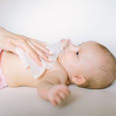 Le salviette più sicure e delicate per la pulizia del neonato