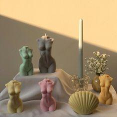 Où trouver ces bougies sculptures que l'on voit partout sur Instagram ?