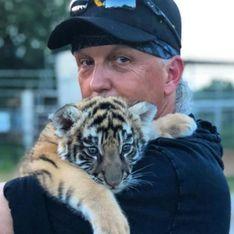 Tiger King : un lionceau découvert léthargique, déprimé et maigre dans le parc de Jeffrey Lowe
