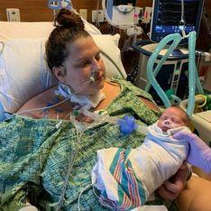 Coronavirus : elle accouche alors qu'elle est plongée dans le coma, sous respirateur