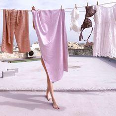 7 astuces pour faire sécher son linge et éviter les plis sur les vêtements