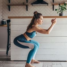 Et si on testait le 30 Days Squat Challenge à la maison ?