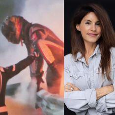 La belle déclaration d'amour de Marion Jolles, épouse de Romain Grosjean, après l'accident qui a failli le tuer