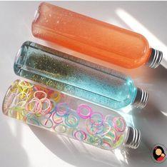 Vos meilleures idées pour fabriquer une bouteille sensorielle