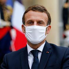 Emmanuel Macron positif au coronavirus, Jean Castex cas contact