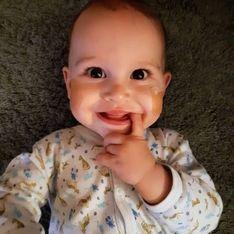 """""""Pour lui, on pourrait déplacer des montagnes"""" : Marin, 1 an, se bat contre une grave maladie. Sa maman témoigne"""