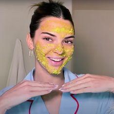 Découvrez la recette du masque pour le visage de Kendall Jenner !