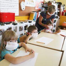 Covid-19 : le gouvernement va tester massivement les enfants et enseignants