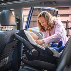 5 erreurs dangereuses que font beaucoup trop de parents avec leur siège-auto