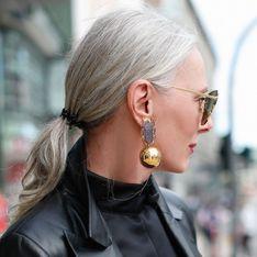 Graue Haare rauswachsen lassen: Die besten Tipps für den Übergang