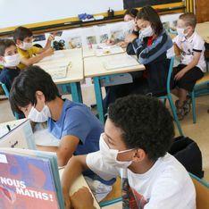 École : en deux semaines, le nombre d'établissements et de classes fermés a explosé