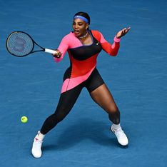 Avec cette tenue, Serena Williams brise les codes du tennis