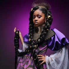 Inclusivité : ces fillettes noires se transforment en princesses et le résultat est magnifique !