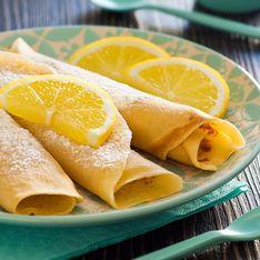 Gefüllte Zitronen-Pfannkuchen: Himmlisches Rezept für den Frühling