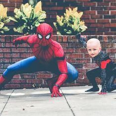 Elles organisent des séances photos de princesses et de super-héros pour les enfants malades, les photos sont magiques