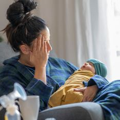 Baby blues: cos'è e in cosa si differenzia dalla depressione post partum
