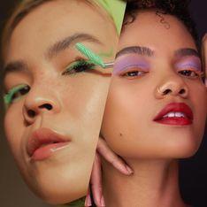 Les mascaras colorés so 90's redeviennent tendance. Voici comment adopter la couleur sur vos cils