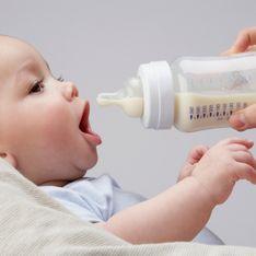 Elle retrouve un pansement usagé dans le lait infantile de sa fille
